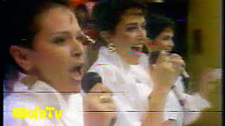 Harmony Cats No Cassino Do Chacrinha (1985)