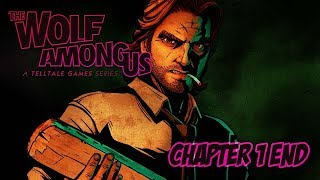 NOOOOO!!!! NOT SNOW!!!! | The Wolf Among Us - The End of Chapter 1