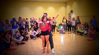 Bruno Galhardo & Chanel May - 2016 DC Zouk Congress - Meaku - All I See Is You