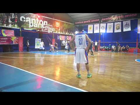 BRI Vs PLN Q3 Part 1 PUSRI CUP 2018