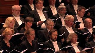 Beethoven: Missa Solemnis (Benedictus)