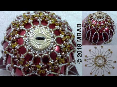 Download Beaded Ornament Cover HD Mp4 3GP Video and MP3