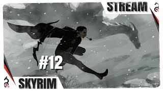 The Elder Scrolls V: Skyrim Прохождение с озвучкой #12 День Охоты на звук