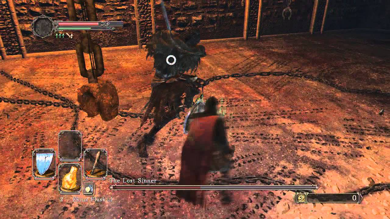 Watch Junglist Play Dark Souls II As A Onebro