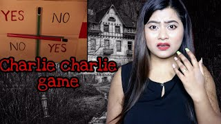 I Played Charlie Charlie Pencil game at 3am || Horror challenge |RIA