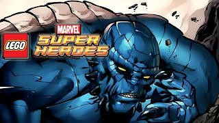 LEGO Marvel Superheroes: DLC SUPER PACK - A-BOMB Gameplay