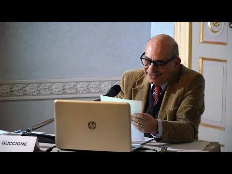 Maestri di paesaggistica - Conversazione con Biagio Guccione - Università degli Studi di Firenze