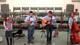 Back Creek Bluegrass Boys - Closing Service - What A Friend We Have in Jesus