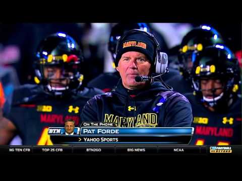 Reports: Maryland Considering Dismissing Randy Edsall