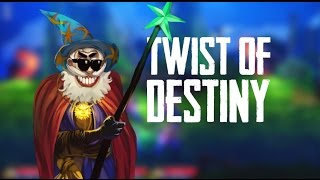 Gameplay Twist of Destiny