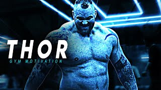 Hafthor 'the mountain' Bjornsson - I AM OBSESSED - 2019 Gym Motivation