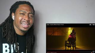 Calboy   Caroline (Official Video) Ft. Polo G REACTION