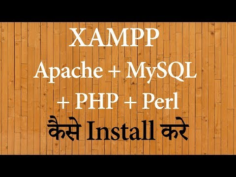 How to Install XAMPP is Temporary Not Available