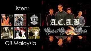 A.C.A.B - Forever Skinhead (Full Album)