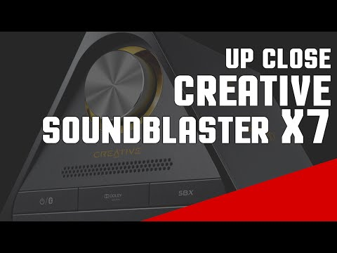 Sound Blaster X7 Review - Good Dac AMP For $400? Mp3