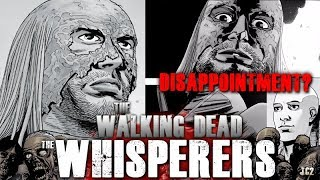 The Walking Dead - In the End, The Whisperers a Disappointment?