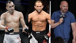 Следующий бой Тони Фергюсона, бой Майрбека Тайсумова в силе, сколько стоит UFC