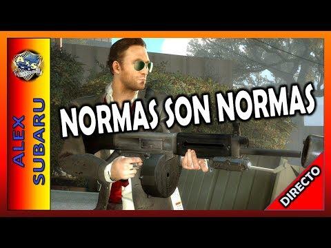 ✅ Left 4 Dead 2 [PC]  ► NORMAS SON NORMAS ►13NO