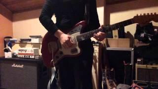 Peter Green's Fleetwood Mac Cover - Need Your Love So Bad. Fender Jaguar Blues Jam