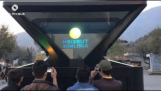 3D Pixels | Extra 300 Outdoor Holographic Display
