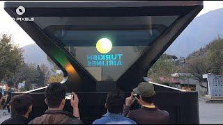 3D Pixels | Extra 300 Outdoor Holographic Display