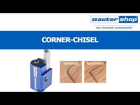 Corner Chisel | Eckenstanzmeißel | sautershop