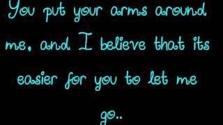 Christina Perri - Arms (Lyrics On Screen & Description)(HQ)