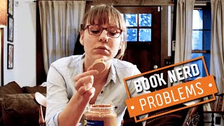 Book Nerd Problems | New Year's Resolutions