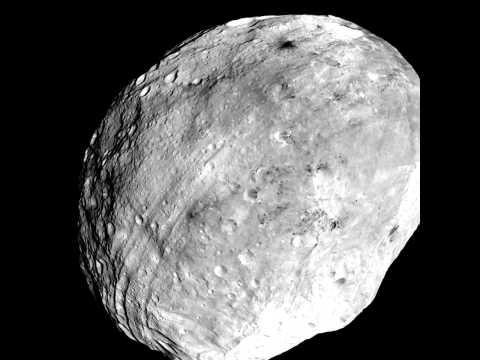 Vesta rotation movie (smoothed, high-resolution)