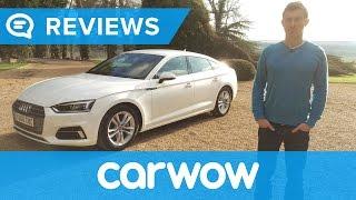 Audi A5 Sportback 2018 in-depth review | Mat Watson Reviews