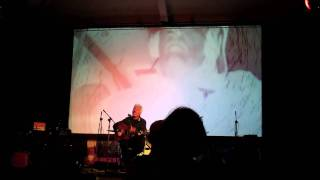 Smoking Moon - John Hyatt at the New Continental, Preston, 2011