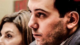 Poor Pharma Bro Cries His Eyes Out, Gets Sentenced to 7 Years