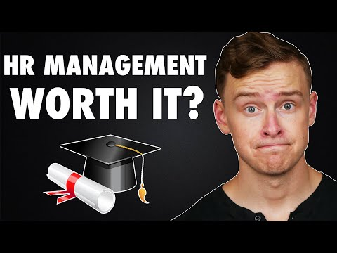 Is a Human Resource Degree Worth It? (Human Resources Management)