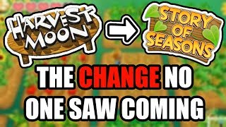 How Harvest Moon Became Story of Seasons