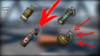 Гайд по гранатам в PUBG | Как кидать гранаты?