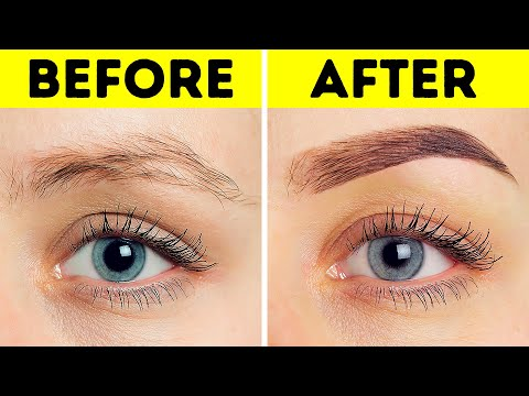 How I Made My Brows Thick and My Lashes Long in Just a Week