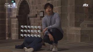 [메이킹] 자꾸만 쓰러지는(?) 소소가 귀여운 마루 ♥