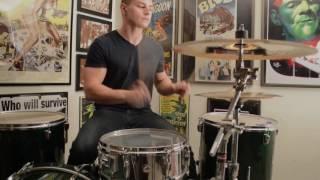 The Killers - Mr Brightside - Drum Cover