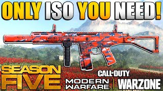 Best SMG? & How to Make the Best Possible ISO Class Setup for WARZONE | Modern Warfare BR | JGOD