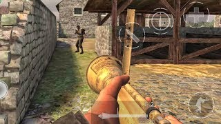 World War Heroes [20 Minutes With Panzerfaust 30] GamePlay Android (1080p)
