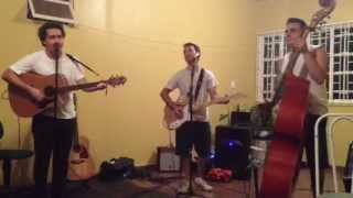 Tarso Miller And The Wild Comets - I Just Don´t Like This Kind Of Livin (Hank Williams)