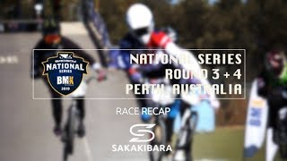 Race Report: BMXA National Series Stage 2 - Perth, Australia