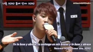 EXO - XOXO Live [Sub Español + Hangul + Rom]