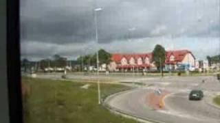 preview picture of video 'Wejherowo Bolszewo Gościcino Luzino'