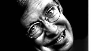 Stephen Hawking: Nuts on ya chin