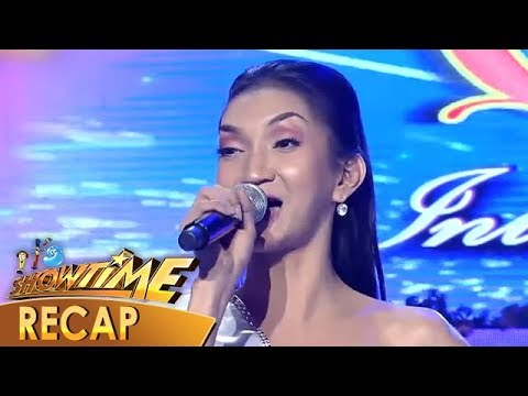 It's Showtime Recap: Miss Q & A contestants' witty answers in Beklamation - Week 12