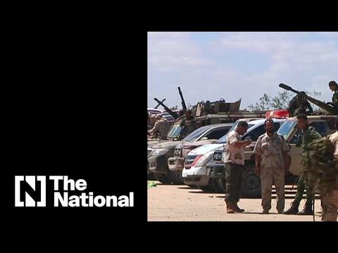 Violence escalates in Libya