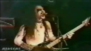 Dark Funeral - Ravenna Strigoi Mortii Live 1997