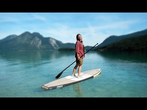 Stand up paddle Board trip with Susanne Williams