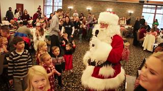 Breakfast With Santa for Milton Hospital
